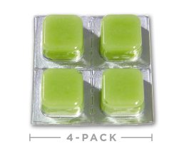 Hemp Oil CBD Edibles - Sour Apple Taffy Cheeba Chews 100mg